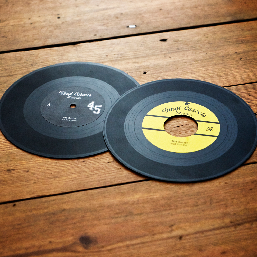 7″ Vinyl Dubplate