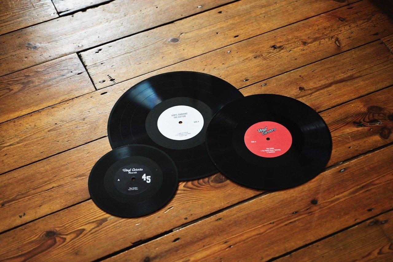 10 Quot Vinyl Dubplate Vinyl Carvers