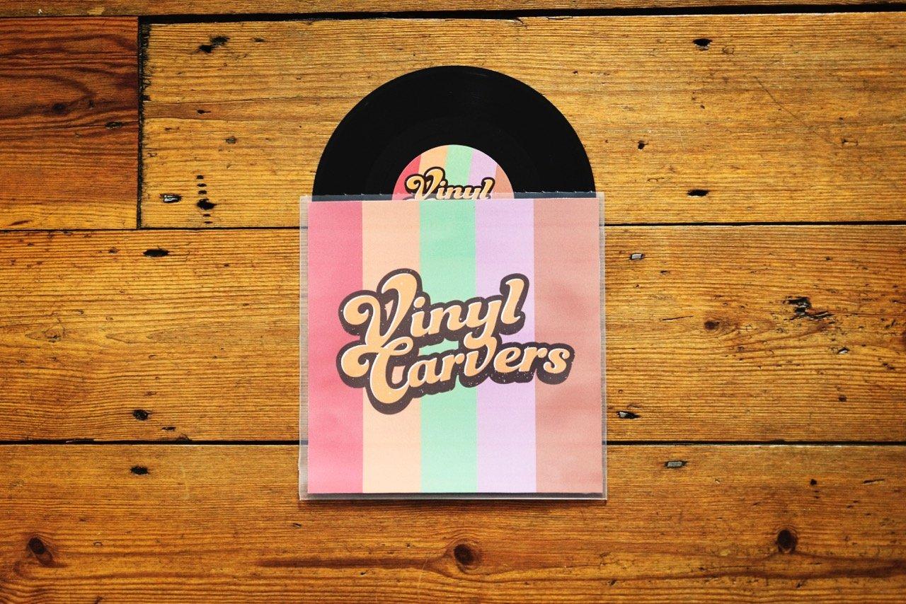 7 Quot Vinyl Dubplate Vinyl Carvers