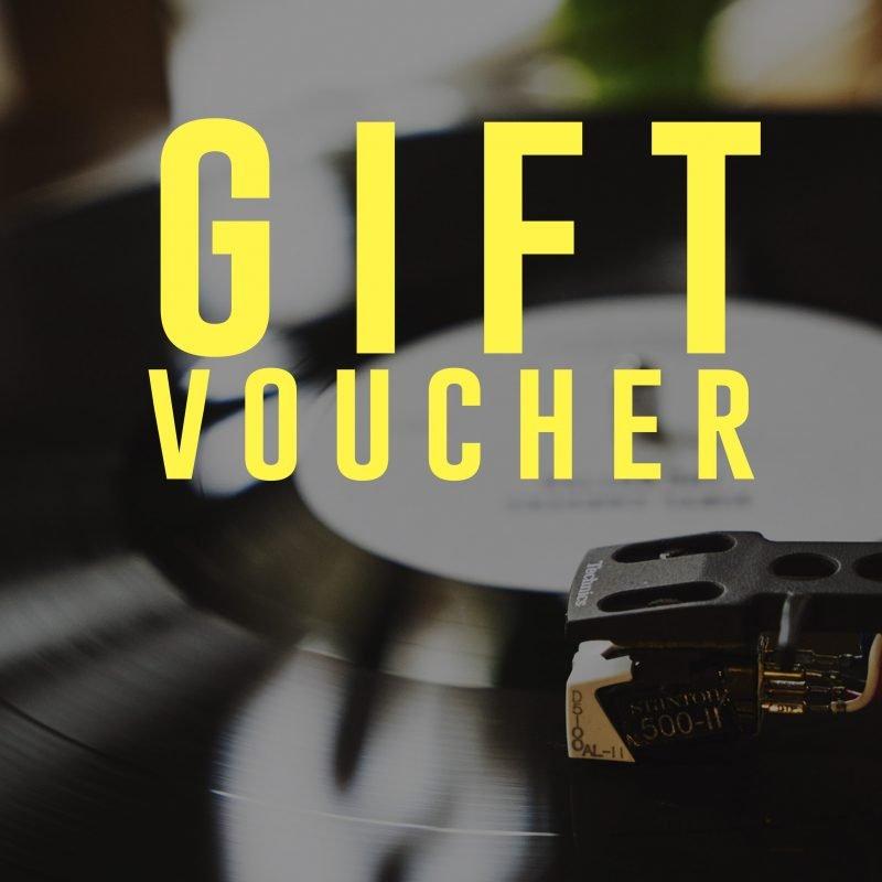 Vinyl Carvers Gift Voucher